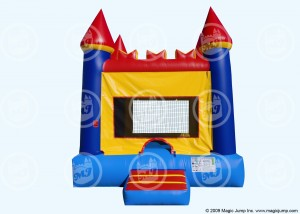 Kid's Castle Bounce House